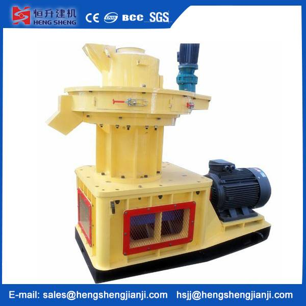 Straw Dust Pellet Mill by HMBT