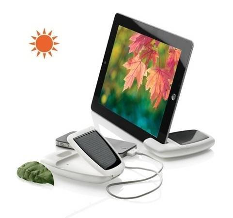 Tab Solar Charger Stand