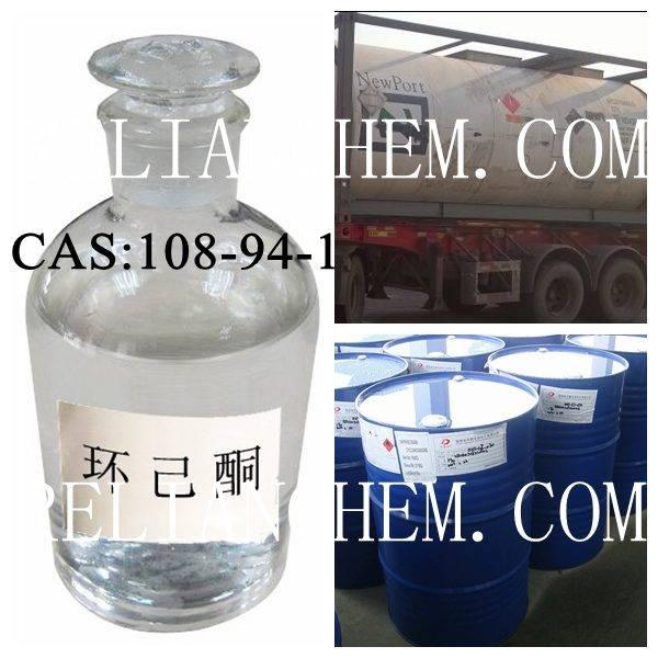 Petroleum solvent Cyclohexanone CAS NO.108-94-1