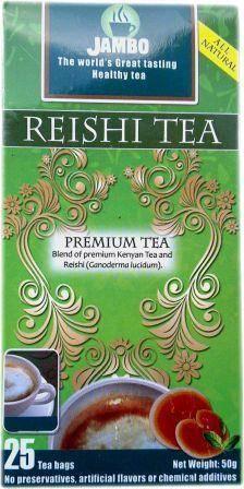 Jambo Reishi Tea