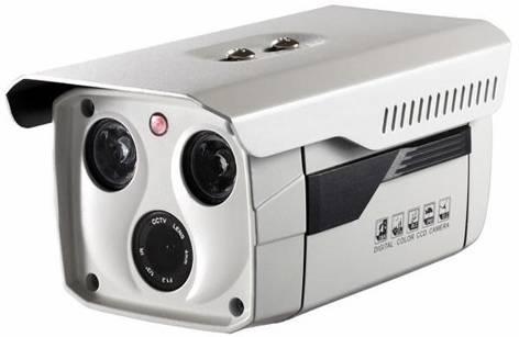 HD IP Camera, Metal Case, 1.0/1.3/2.0 Megapixel, Fixed 4/6/8/12/16mm 3.0 Megapixel lens, IR Distance