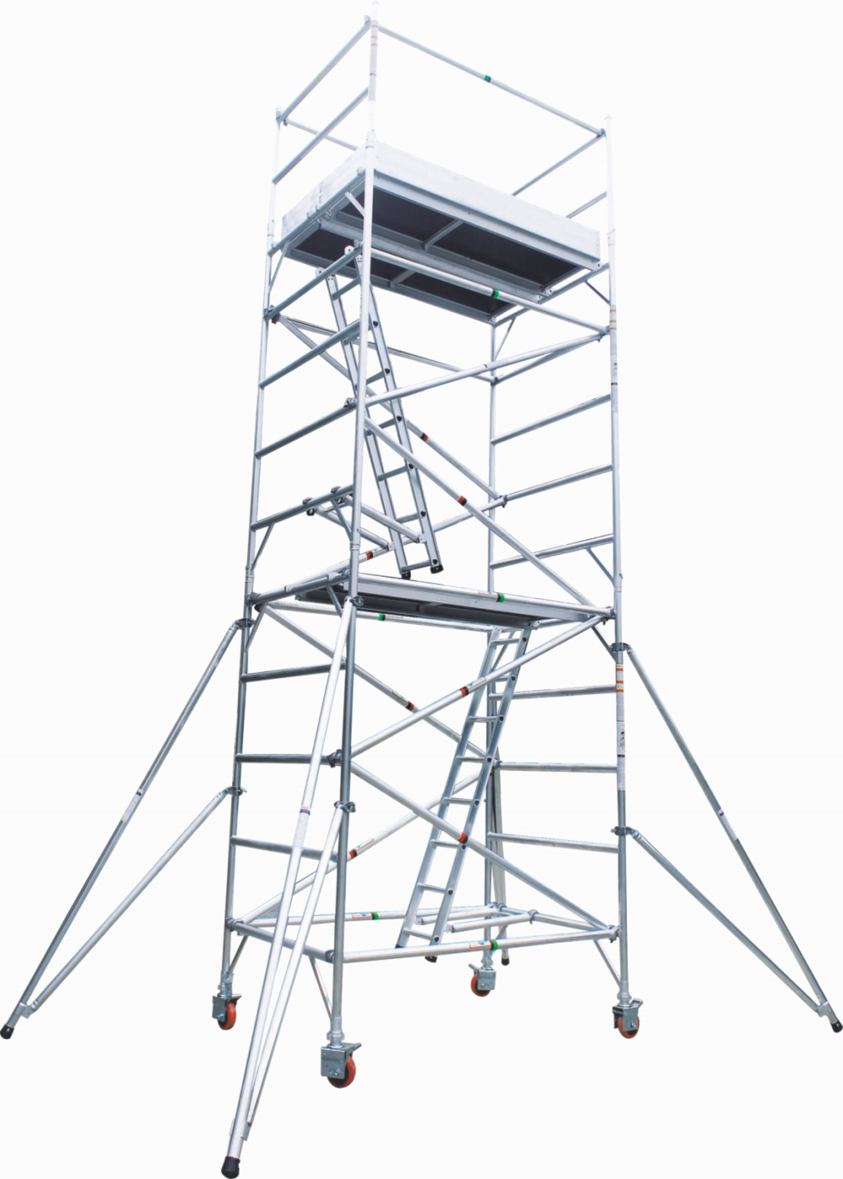 Aluminum Scaffold Tower : Aluminum scaffold tower manufacturer supplier exporter