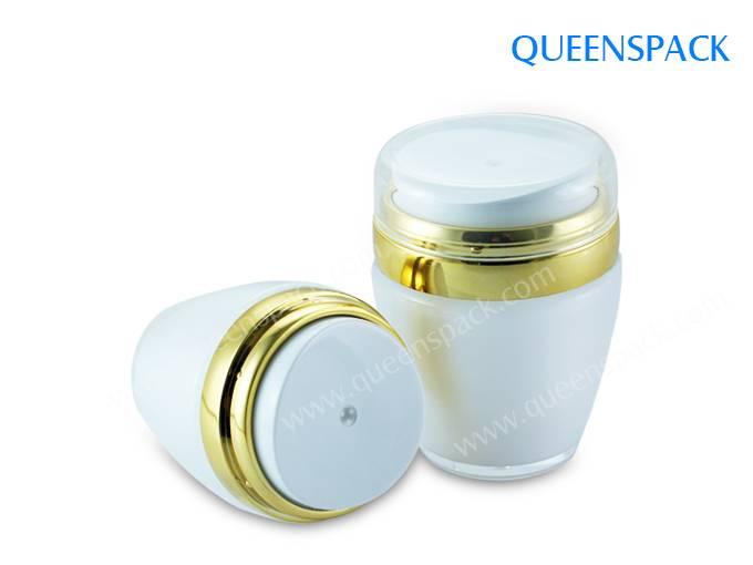 CREAM JAR (QS1025D)