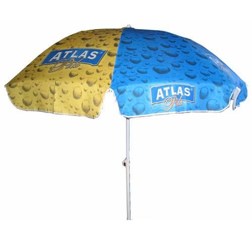 Different Sizes Beach Umbrella Sun Umbrella