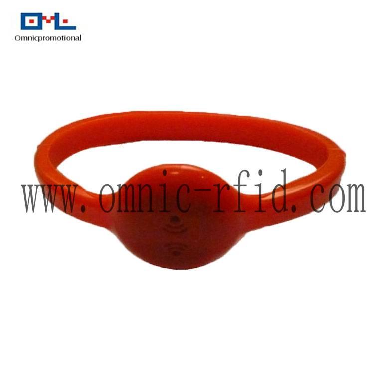 Sauna card RFID Rewearable Wristband (RF-002)