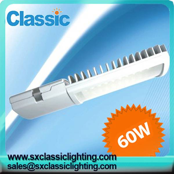 60W IP65 LED street light