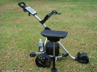 Full Remote Golf Trolley 200R