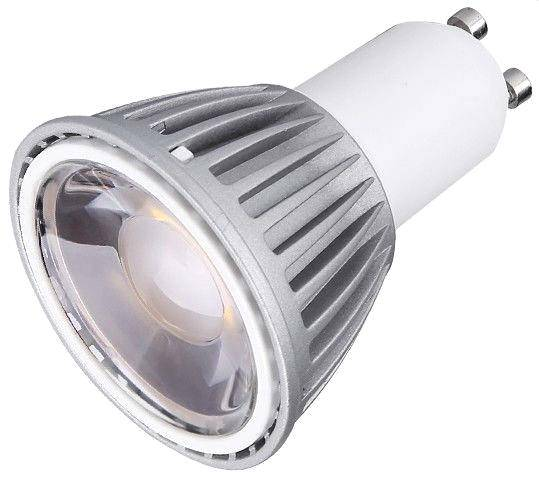 Epistar COB 5w GU10 led spotlight