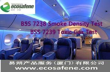 BSS 7239 Toxicity Test to Aircraft material