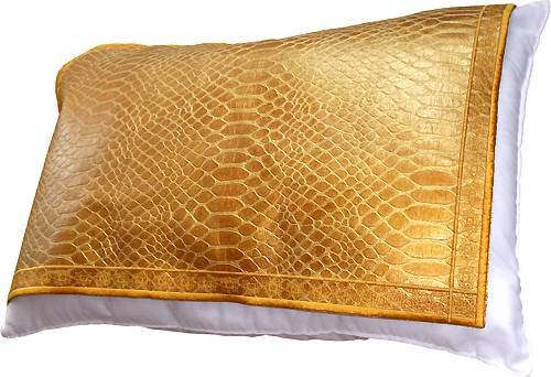 Korean Amethyst stone coated Pillow Cover