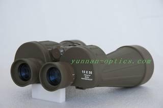 Military binoculars 10x50