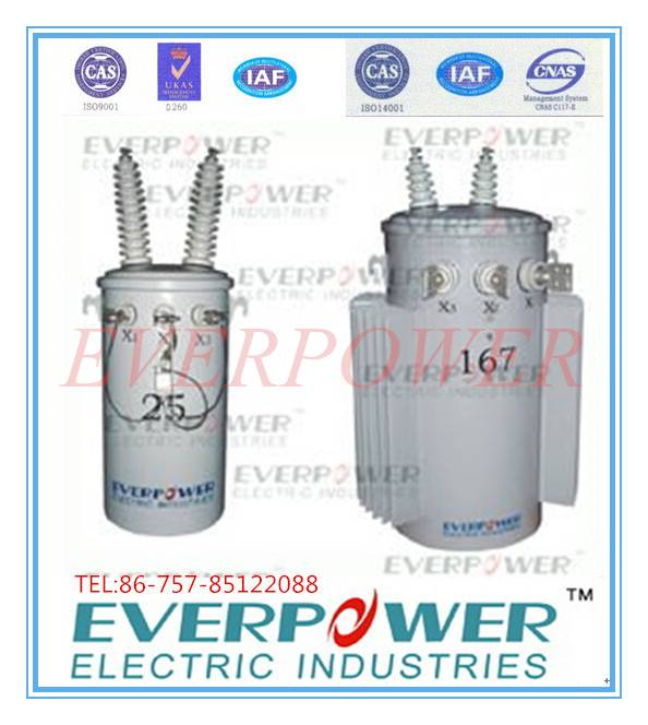 Amorphous Alloy Core Distribution Transformer 15kVA, 25kVA,50kVA