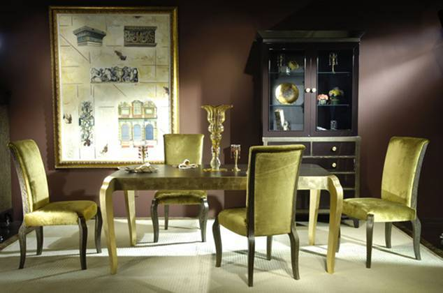 Dining Table/Chairs(Deluxe Series)