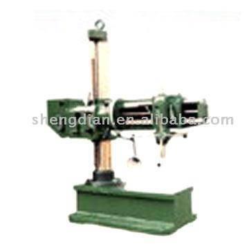 radial drilling machine Z3125