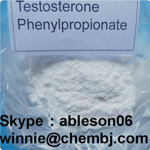 Muscle Gain Steroid Hormone Testosterone Phenylpropionate