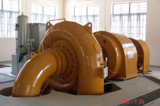 Hydro power/water turbines and generators