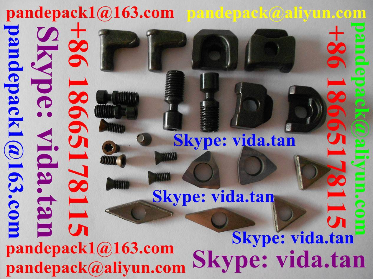 Tool Parts/Tool Accessories/Clamp/Alloy Shim/Lever/Insert Screw/Clamp Screw/Shim Screw/Torx Screw