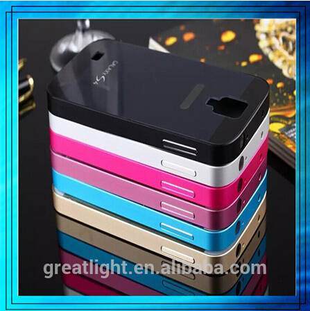 Factory bulk protective mobile phone frame metal bumper case aluminum cell phone case