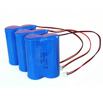 Operating handle LiFePO4 Battery Pack with 3.2V 6000mAh