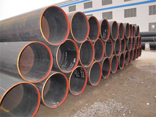 API 5L X52 PSL1 LSAW pipes Carbon steel