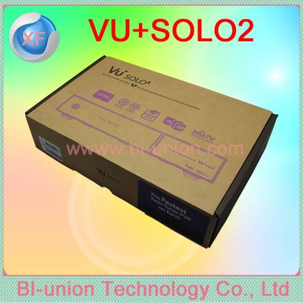 Enigma2 Vu Solo2 Twin Tuner Digital Satellite TV Receiver Vu+ Solo 2 1300Mhz Vu Solo 2 Full
