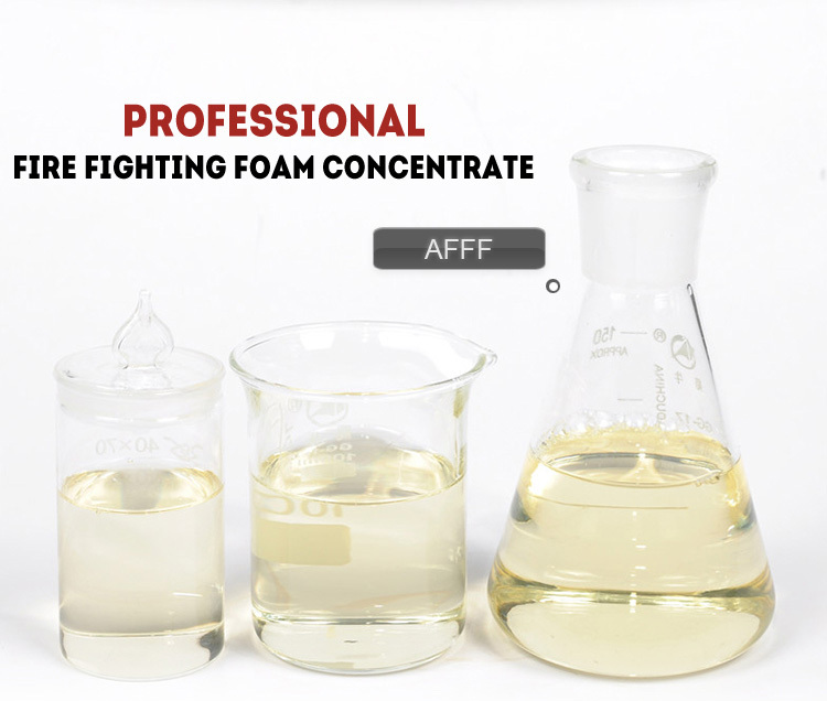 AFFF 3%/6% fire fighting foam concentrate