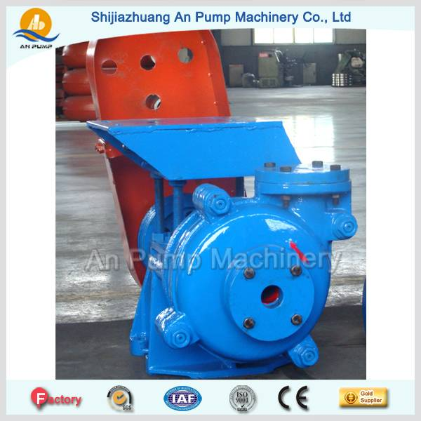 deisel engied slurry pump