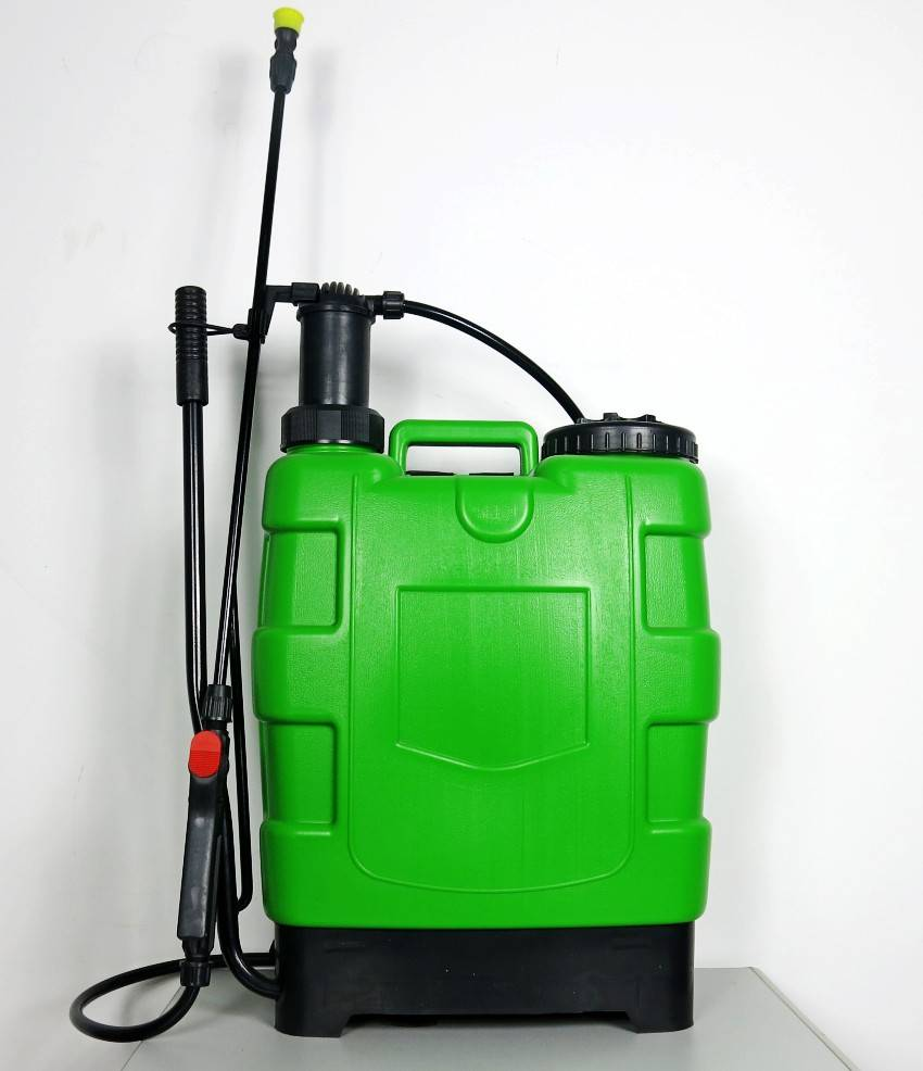20L Hand Backpack PE Plastic Pressure Sprayer