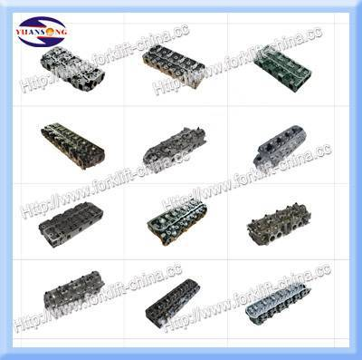 Forklift Parts Cylinder Head Supplier