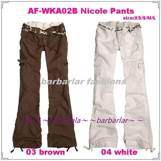 Wholesale Abercrombie AF-WKA02B Nicole Pants
