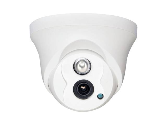 Hotsale Security Dome Camera Indoor CCTV 1.3MP Plastic with IR-Cut Filter Night Vision 960p