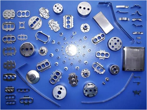 Custom Metal Stamping Services China