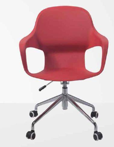 office chair, pp material