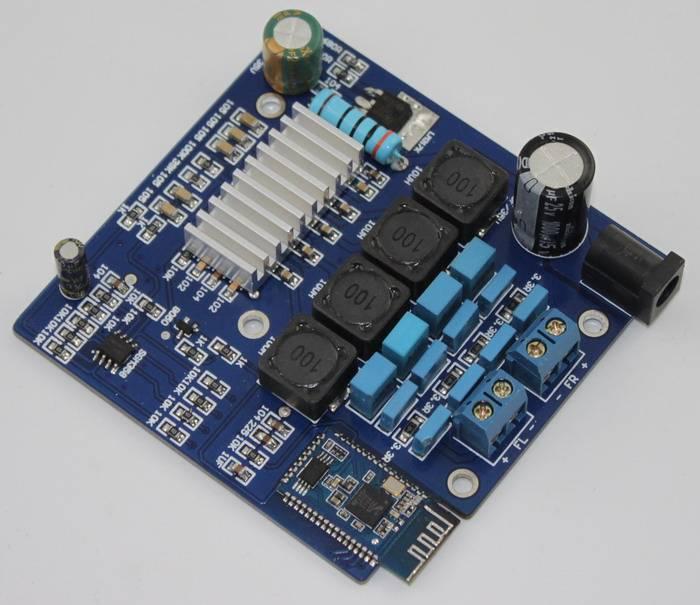 TPA3116 CSR4.0 Bluetooth Amplifier Module support APTX