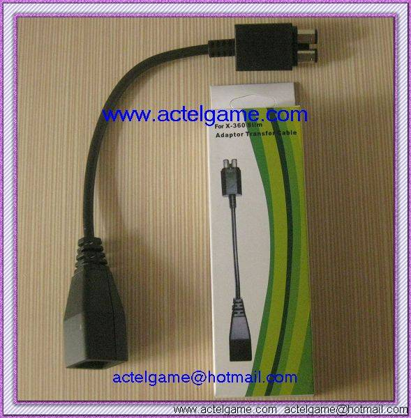 Xbox360 slim power transfer cable