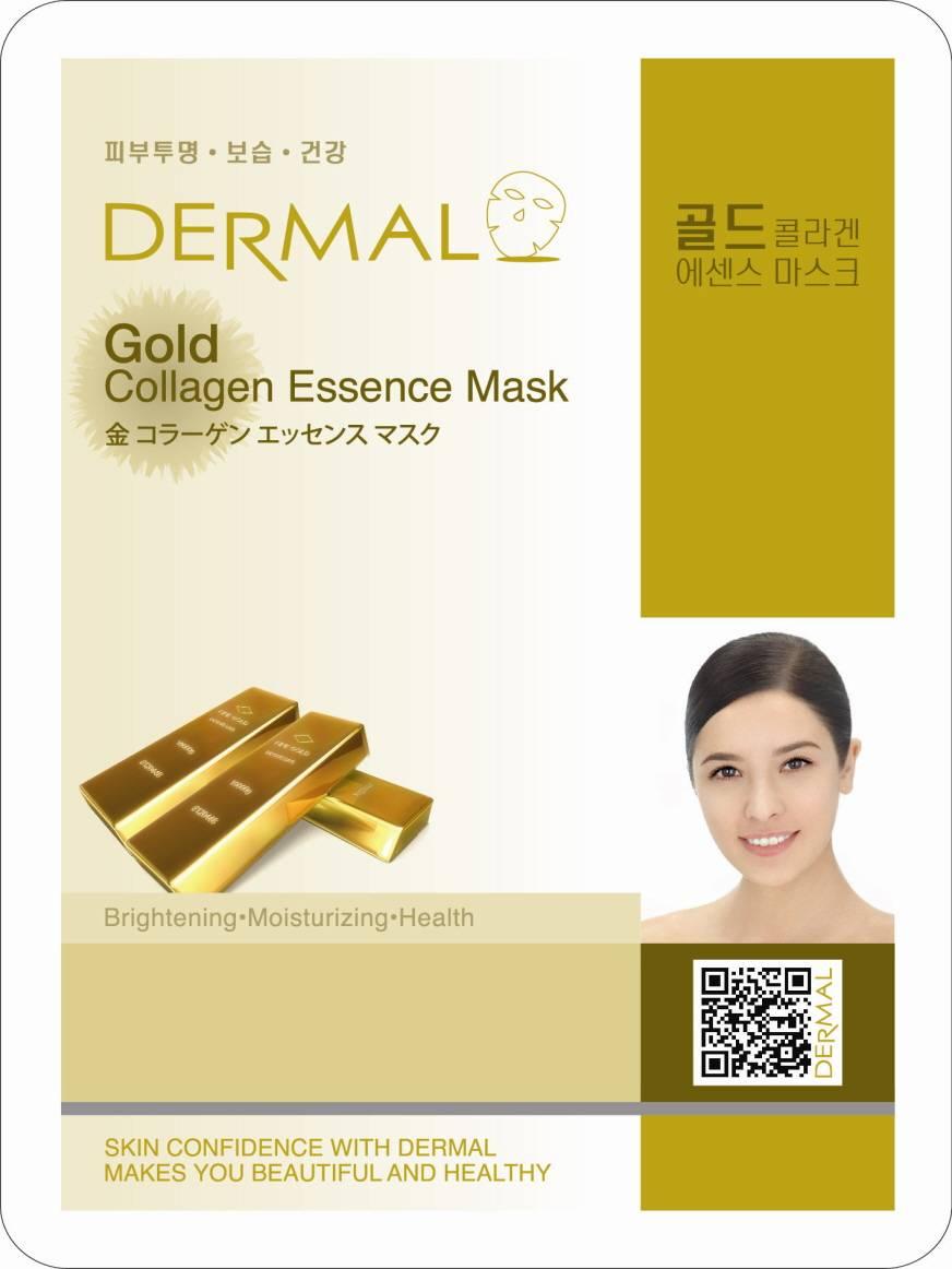 Dermal Gold Collagen Essence Mask (23g)
