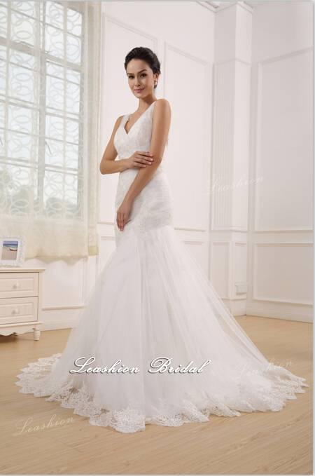 2015 New fashion wedding dress share with you