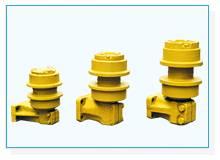 komatsu bulldozer carrier roller