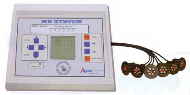 Chiropractic Laser Medicine System Equipment