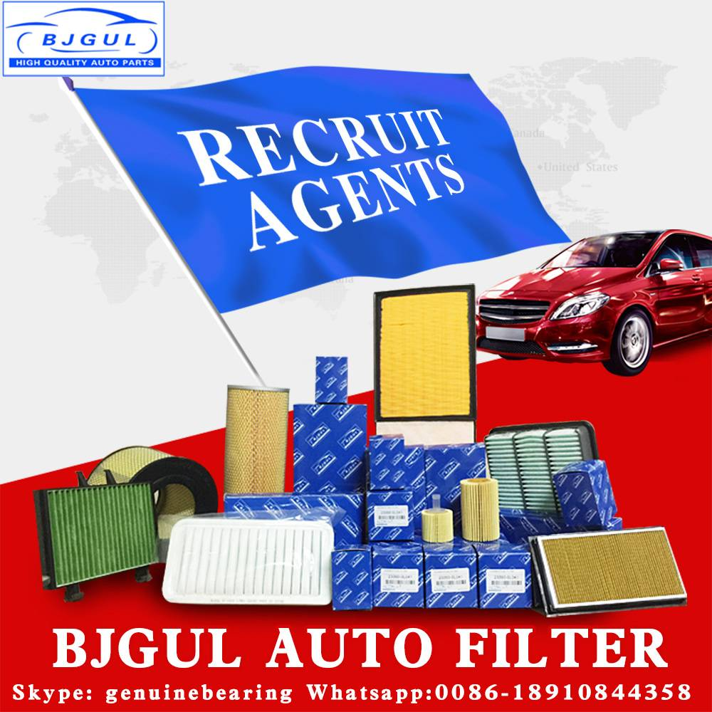 BJGUL auto filter