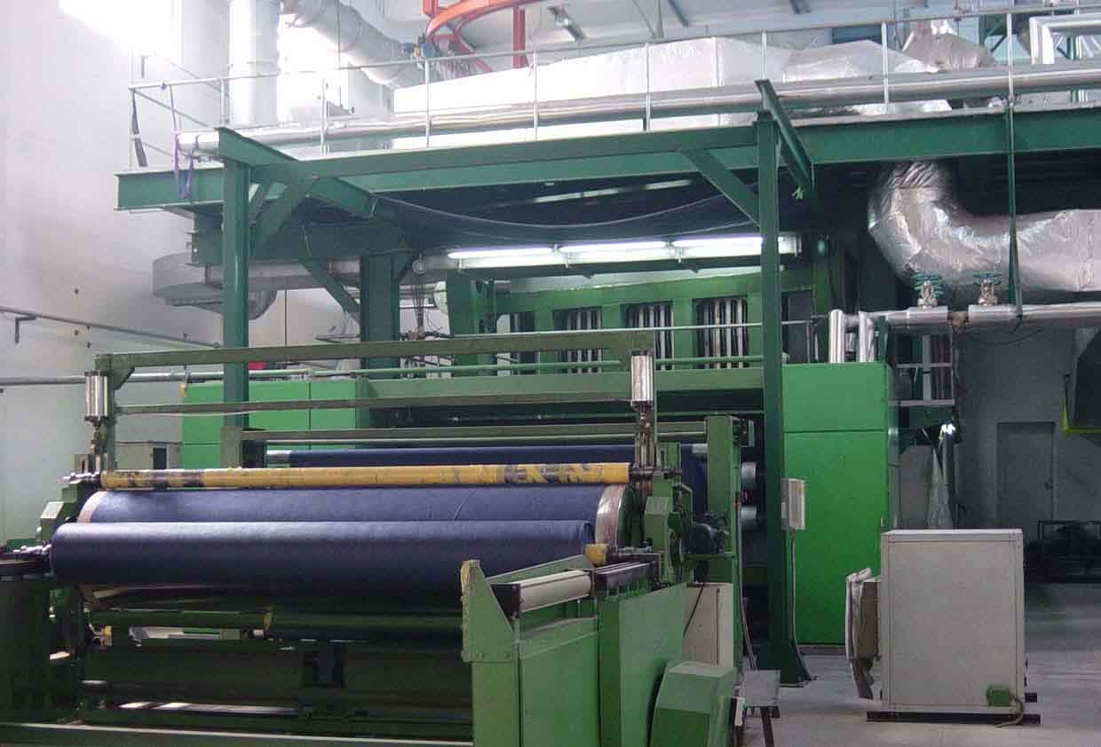 PP Non-woven Fabric Production Line