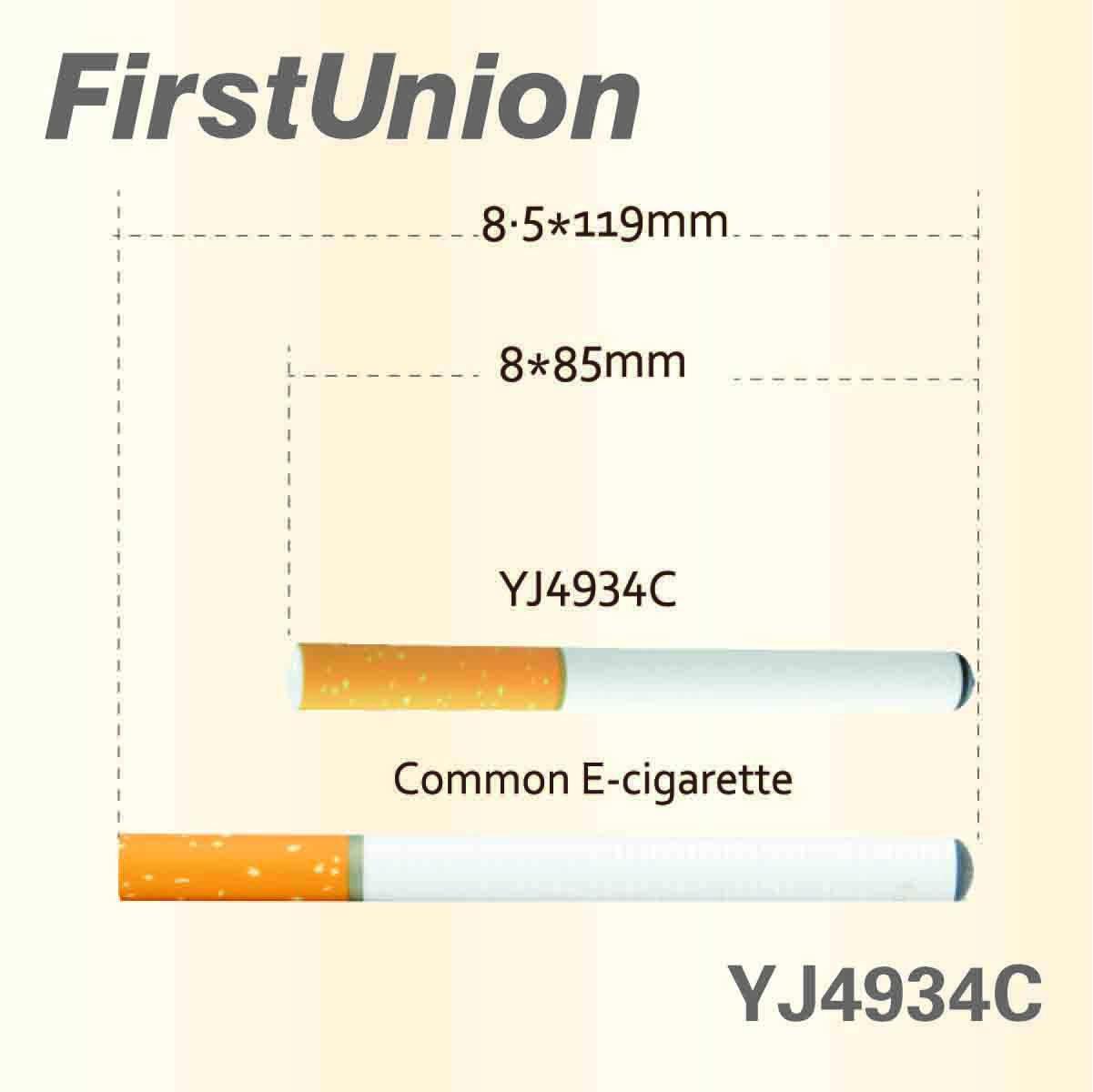 Disposable E-cigarette YJ4934C