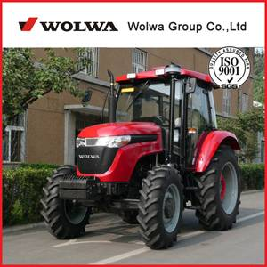 Wolwa 80hp 2WD small wheel tractor for sales GN800