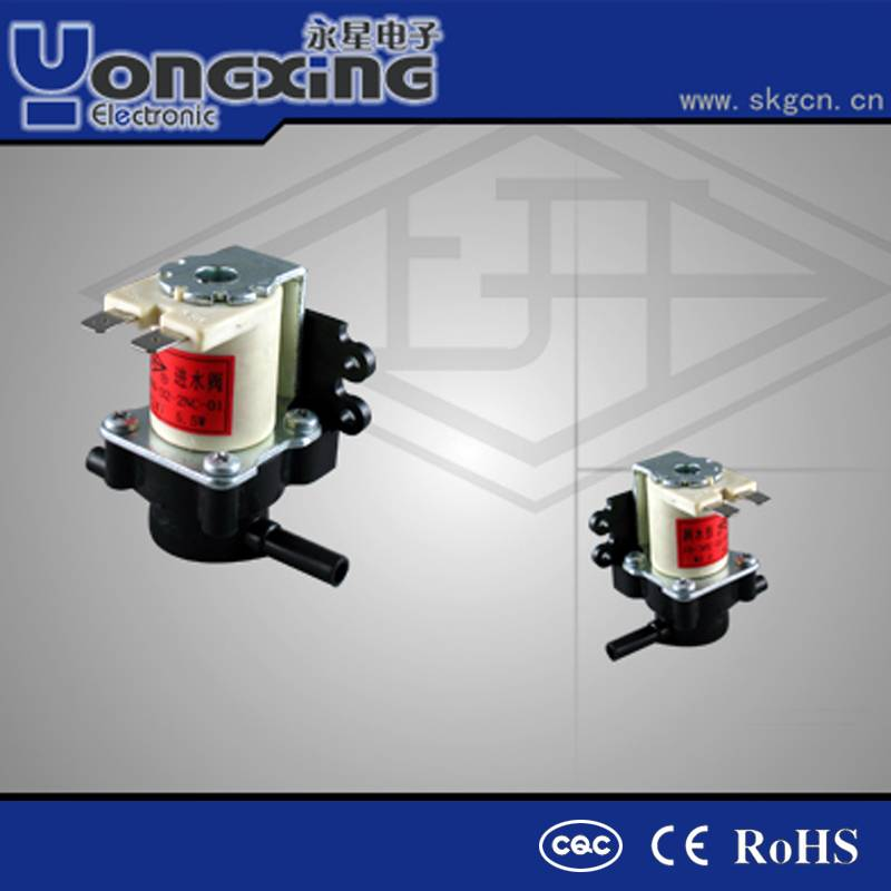 220V DC normal clsoe straight type 3 inch solenoid valve