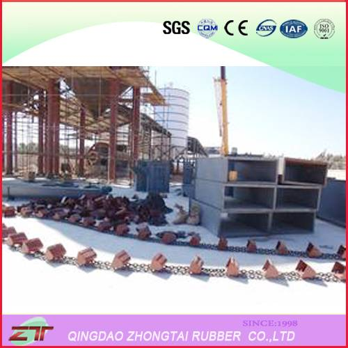 Bucket elevator rubber conveyor belt with good price