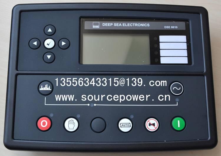 Deep Sea controller DSE8810 DSE8860 DSE8610 DSE8620 DSE8660