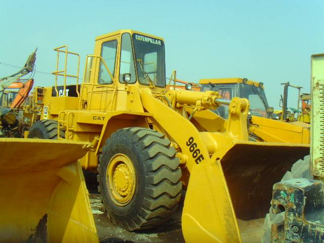 Used Wheel Loader Cat966E