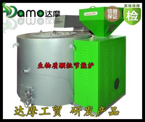 Biomass aluminium melting furance