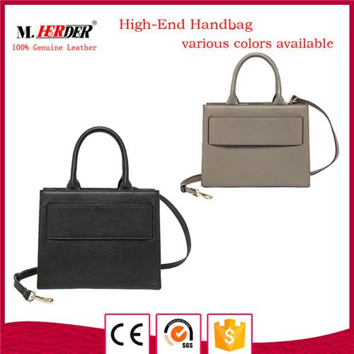High class women leather handbag MD9052
