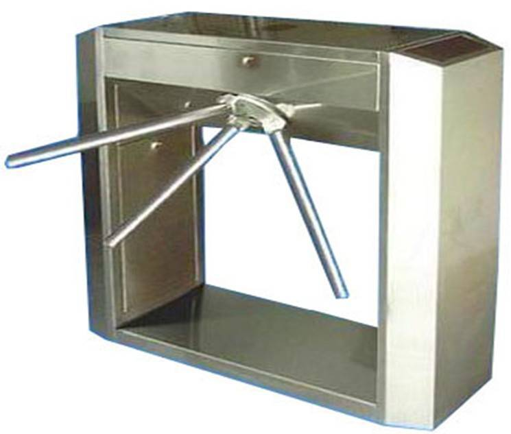 Stainless steel CE approved tripod turnstile